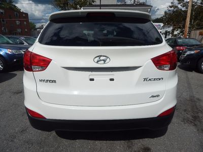2012 Hyundai Tucson GLS - Photo 6