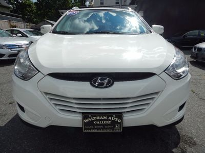 2012 Hyundai Tucson GLS - Photo 2