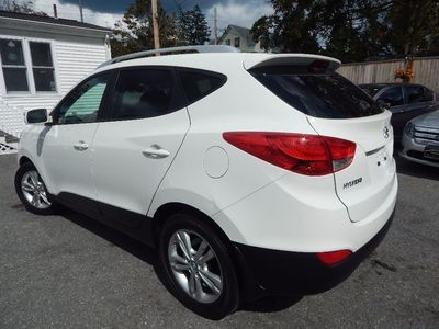 2012 Hyundai Tucson GLS - Photo 5