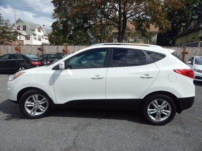 2012 Hyundai Tucson GLS - Photo 4