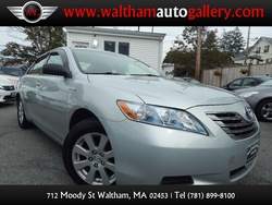 2007 Toyota Camry Hybrid LEATHER & HEATED SEATS