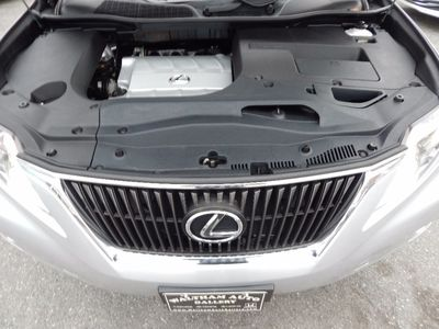 2011 Lexus RX 350 - Photo 27