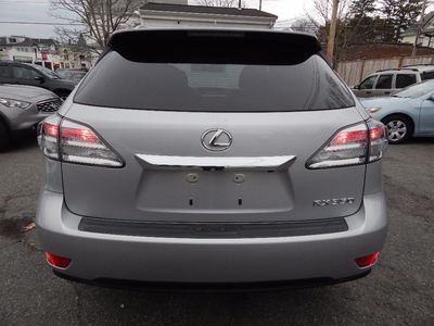 Elegant ... 2011 Lexus RX 350   Photo 6 ...