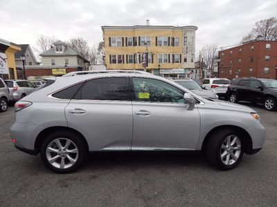 2011 Lexus RX 350 - Photo 8