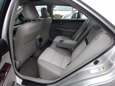 2012 Toyota Camry XLE - Photo 16