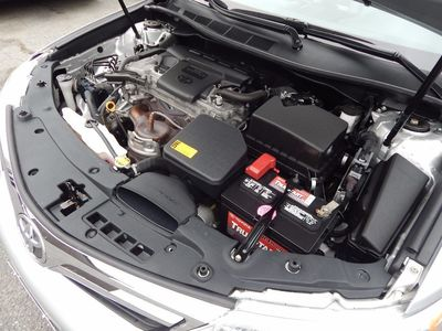 2012 Toyota Camry XLE - Photo 25