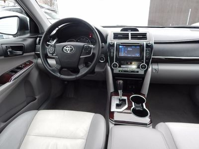 2012 Toyota Camry XLE - Photo 17