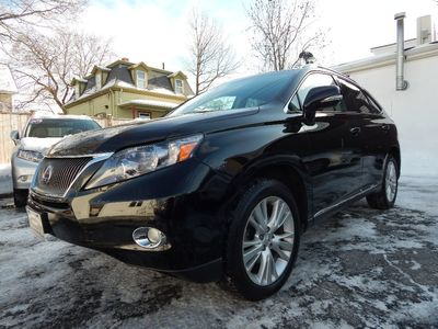 2011 Lexus RX 450h FULLY LOADED*REMOTE STARTER* NAVIGATION* - Photo 3