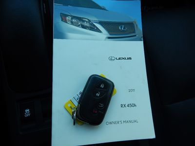 2011 Lexus RX 450h FULLY LOADED*REMOTE STARTER* NAVIGATION* - Photo 46