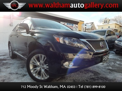2011 Lexus RX 450h FULLY LOADED*REMOTE STARTER* NAVIGATION* - Photo 1