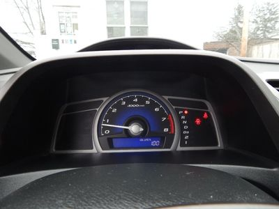 2008 Honda Civic LX - Photo 8