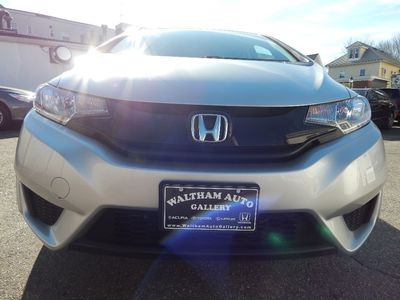 2016 Honda Fit LX - Photo 2