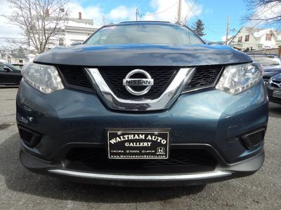 2014 Nissan Rogue SV - Photo 2