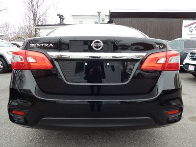 Used 2016 Nissan Sentra SV at Waltham Auto Gallery