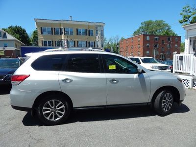 2014 Nissan Pathfinder SV - Photo 8