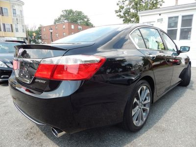 2015 Honda Accord Sport Bluetooth Premium Wheels - Photo 7