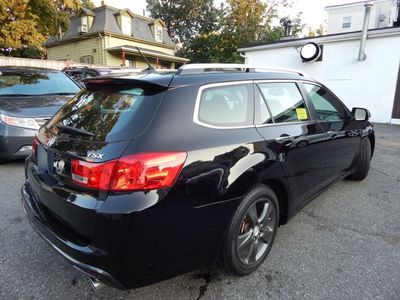 Used Acura TSX Sport Wagon Tech Pkg At Waltham Auto Gallery - Acura tsx roof rack