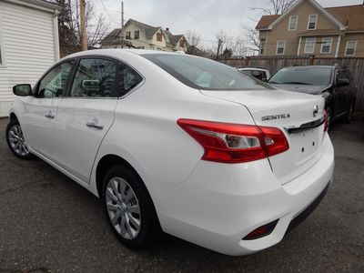 2017 Nissan Sentra SV Sedan Automatic - Photo 5