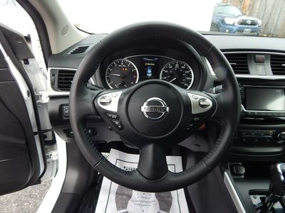 2017 Nissan Sentra SV Sedan Automatic - Photo 11