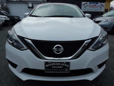 2017 Nissan Sentra SV Sedan Automatic - Photo 2