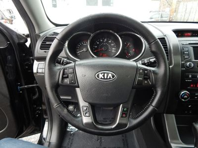 2013 Kia Sorento EX V6 AWD Leather 7-Pass - Photo 11