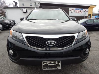 2013 Kia Sorento EX V6 AWD Leather 7-Pass - Photo 2