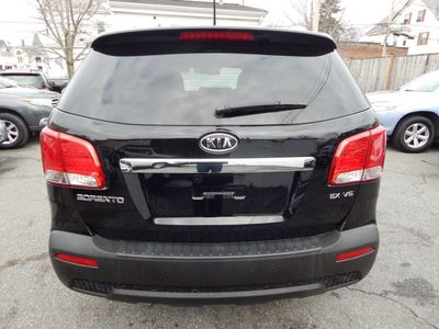 2013 Kia Sorento EX V6 AWD Leather 7-Pass - Photo 6