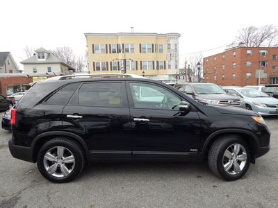2013 Kia Sorento EX V6 AWD Leather 7-Pass - Photo 8