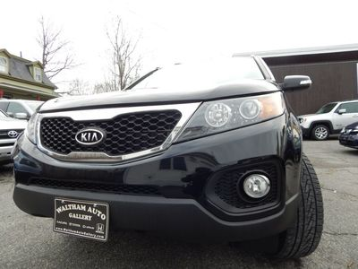 2013 Kia Sorento EX V6 AWD Leather 7-Pass - Photo 29