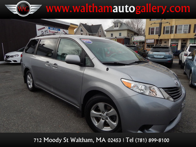 2012 Toyota Sienna LE 8 Passenger Mini Van - Photo 1
