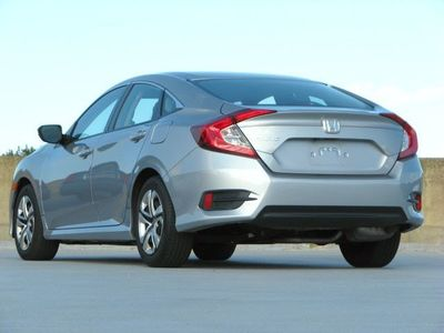 2016 Honda Civic LX sedan Automatic - Photo 6