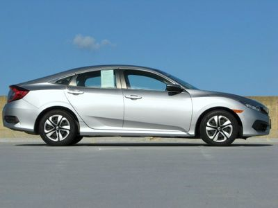 2016 Honda Civic LX sedan Automatic - Photo 8