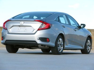 2016 Honda Civic LX sedan Automatic - Photo 4