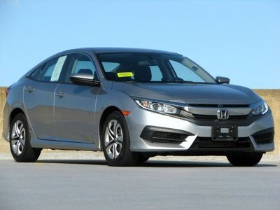 2016 Honda Civic LX sedan Automatic - Photo 3