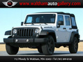 2016 Jeep Wrangler Unlimited Black Bear Navigation Automatic - Photo 1