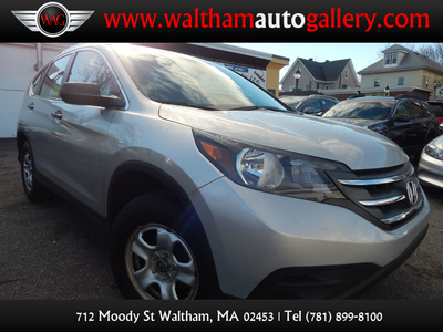 2014 Honda CR-V LX AWD - Photo 1