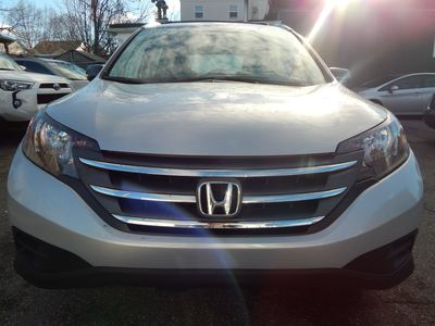 2014 Honda CR-V LX AWD - Photo 2