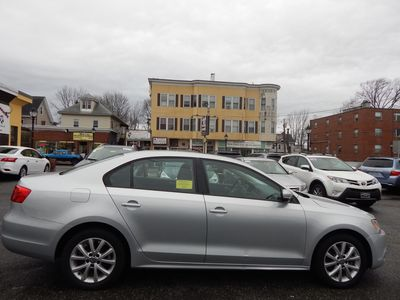2012 Volkswagen Jetta SE w/Convenience Sunroof PZEV - Photo 7
