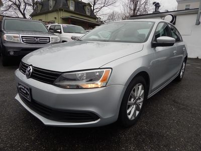 2012 Volkswagen Jetta SE w/Convenience Sunroof PZEV - Photo 3
