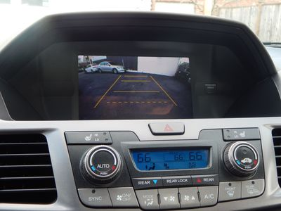 2013 Honda Odyssey EX-L 8 Pass Leather backup camera - Photo 19