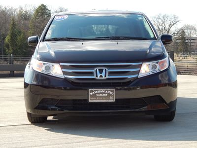 2013 Honda Odyssey EX-L 8 Pass Leather backup camera - Photo 3