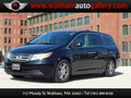 2013 Honda Odyssey EX-L 8 Pass Leather backup camera - Photo 1