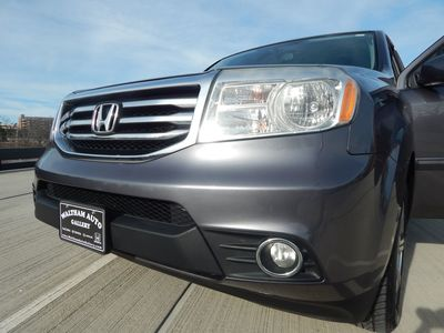 2014 Honda Pilot EX-L - Photo 10