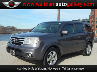 2014 Honda Pilot EX-L - Photo 1