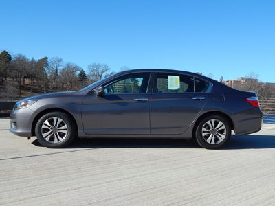 2013 Honda Accord LX Sedan 6-Speed Manual - Photo 2