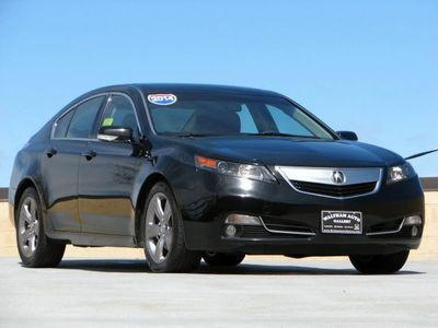 2014 Acura TL SH-AWD Tech package Navigation - Photo 3