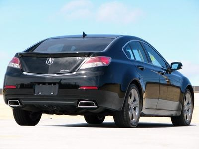 2014 Acura TL SH-AWD Tech package Navigation - Photo 4