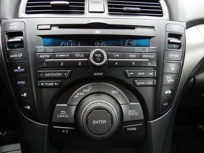 2014 Acura TL SH-AWD Tech package Navigation - Photo 25