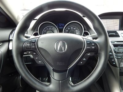 2014 Acura TL SH-AWD Tech package Navigation - Photo 17