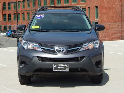 2013 Toyota RAV4 LE AWD REMOTE STARTER CAMERA - Photo 8